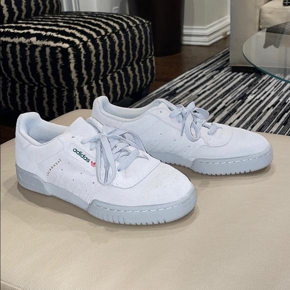 Adecuado Estimar Escalera  Yeezy Shoes | Yeezy X Adidas Powerphase Calabasas Grey Sneakers | Poshmark